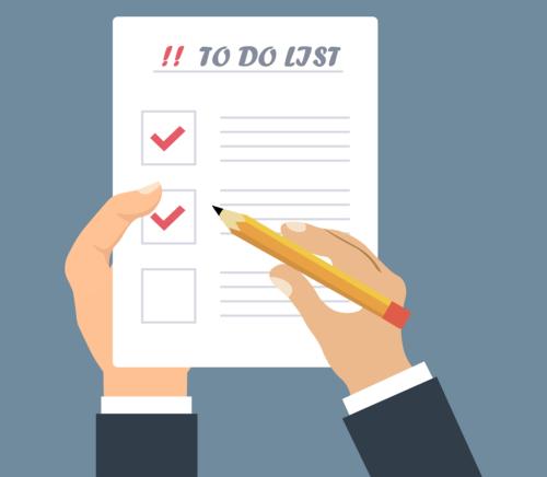 Plan To Do List Checklist  - HaticeEROL / Pixabay